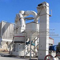 YGM高压微粉磨粉机