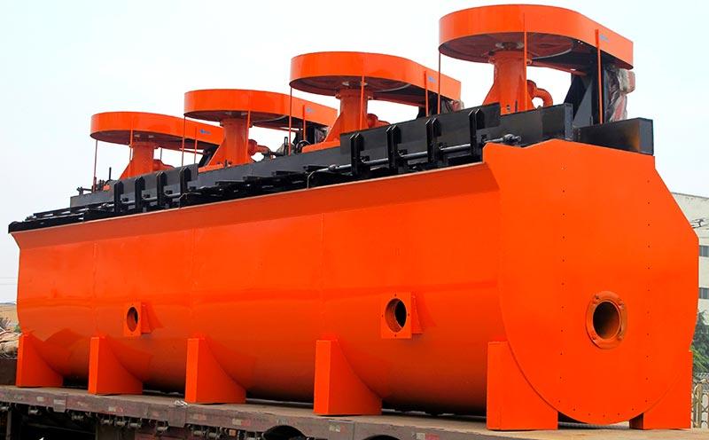 XJK型浮选机